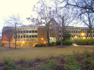 AU Ralph Brown Draughon Library