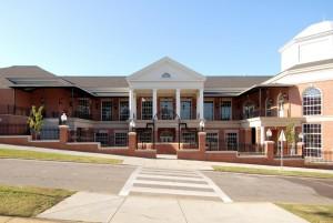 Troy University Dining Hall